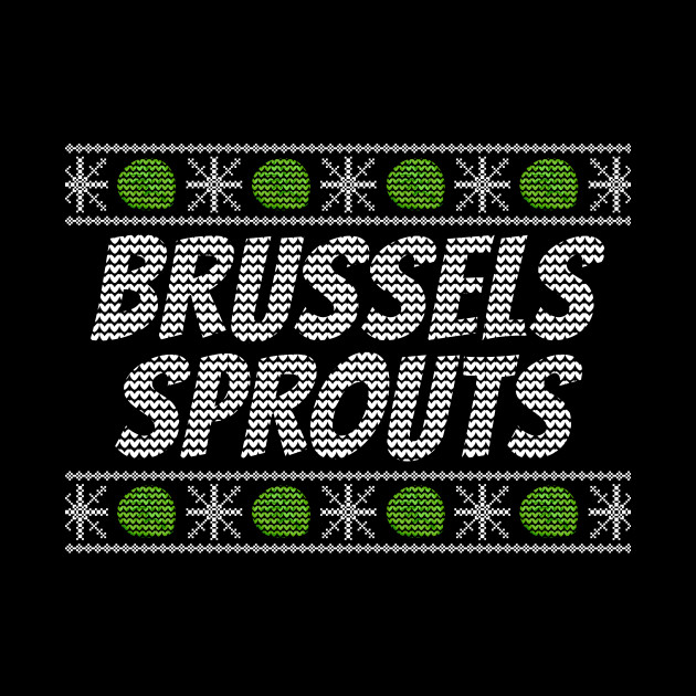 Christmas Brussels Sprouts