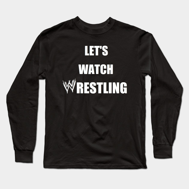 Let's Watch Wrestling