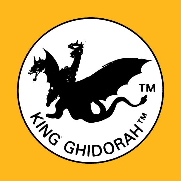 King Ghidorah Monster Icon