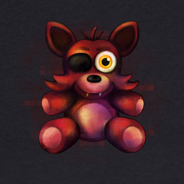 Five Nights at Freddy's FNaF4 Foxy Plush