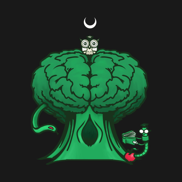 The Evergreen Tree of Diabolical Knowledge
