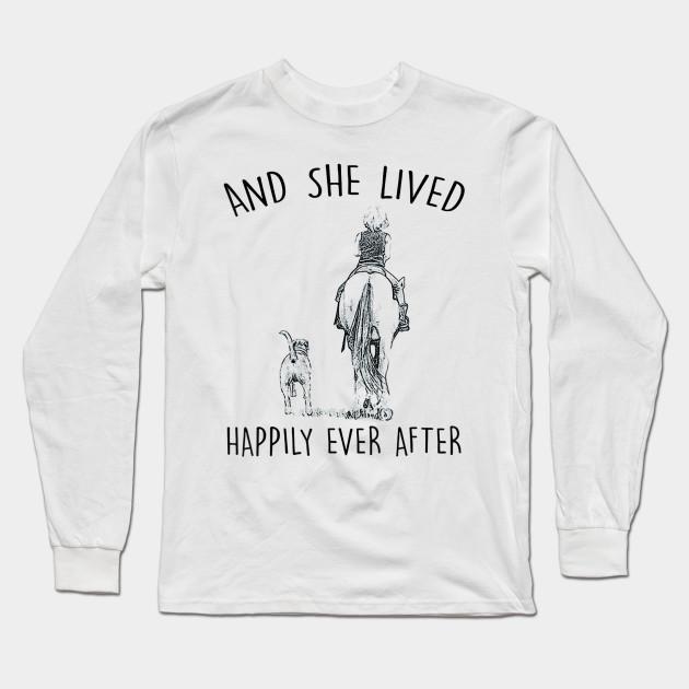 Big Grey I Live Lacrosse Tee Shirt Cool Long Sleeve Shirt