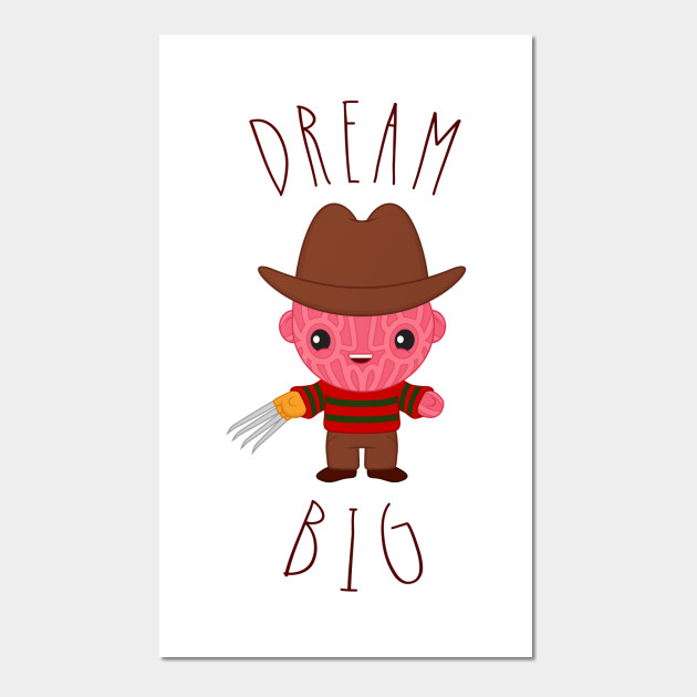 Nightmare On Elm Street Giant Wall Art Poster Print