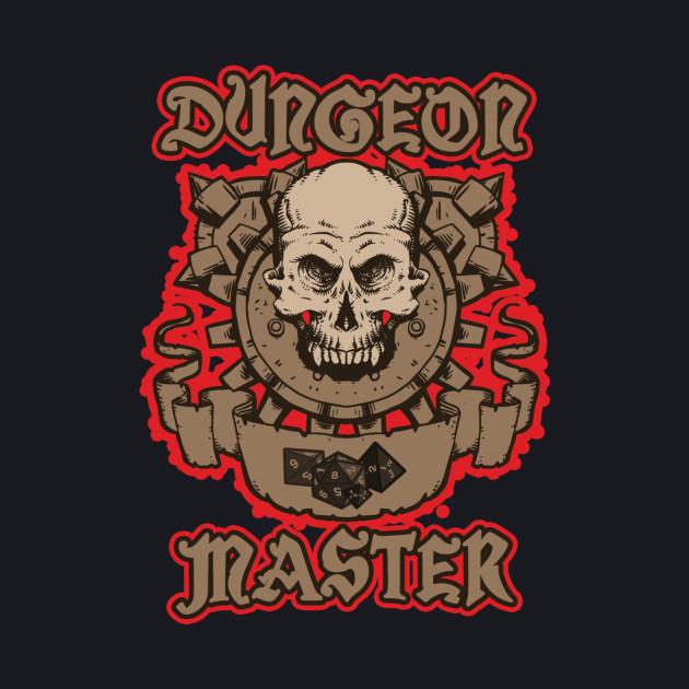 Dungeon Master Crest