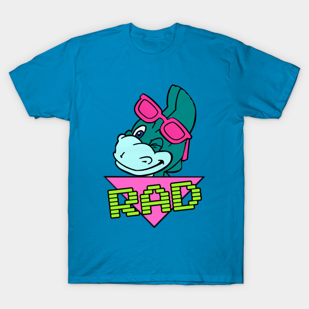 180bfb72295 Rad Dino - Denver The Last Dinosaur - T-Shirt