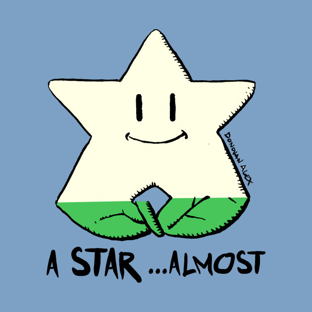 A Star ...almost