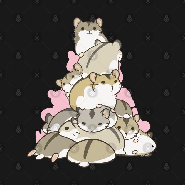 Pile of Hamsters