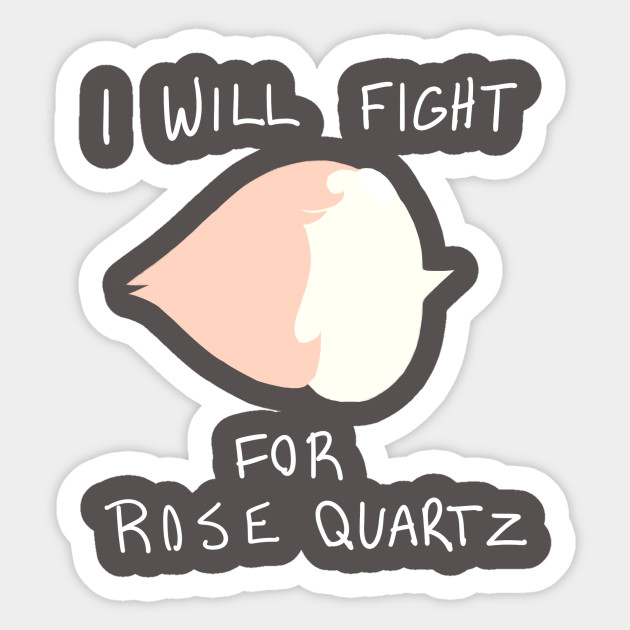 For Rose Quartz