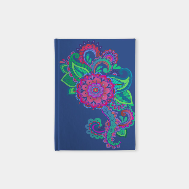 Beautiful Floral Decorative Graphic