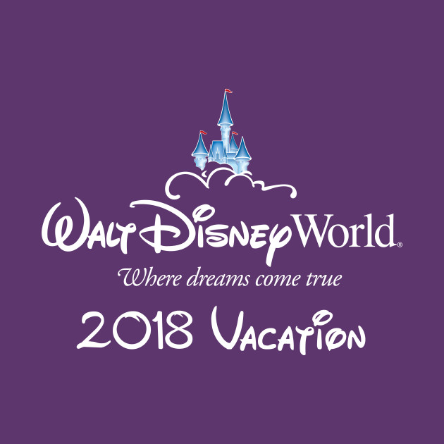 disney vacation 2018 disney tshirt teepublic