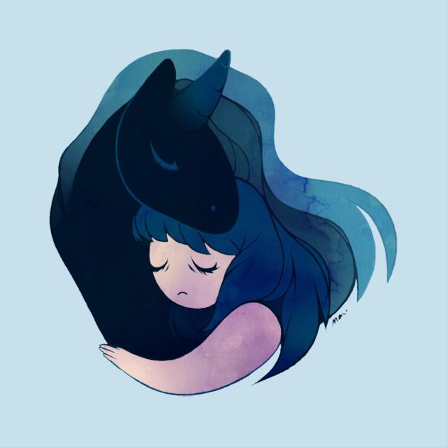 Hug your unicorn
