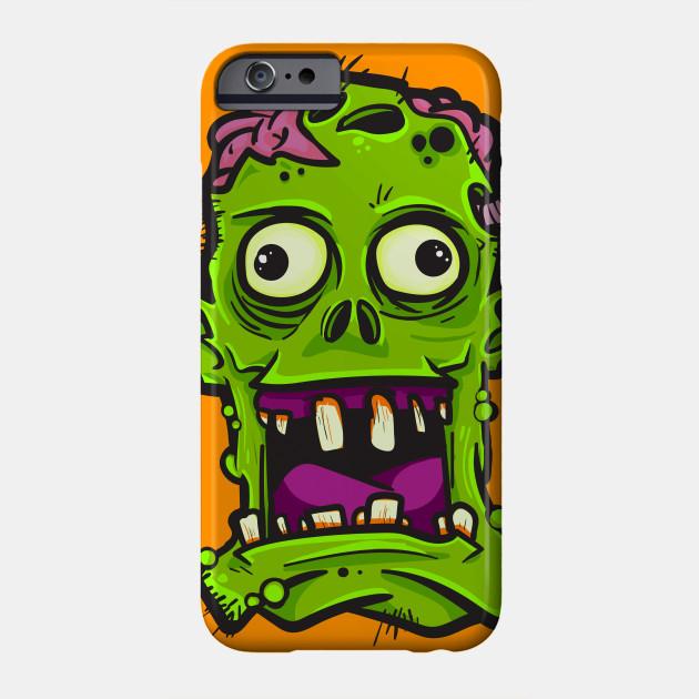 Zombie Parade iphone case