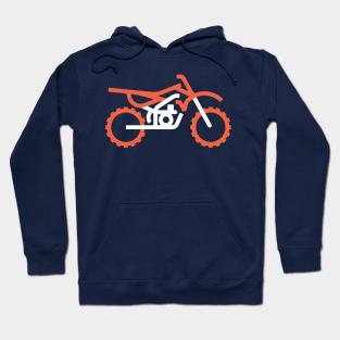 GreenTeeZ American Flag Motorcross Shirt Cool Dirt Bike Braap Gift Tee Hoodie