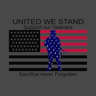 1dacf847c veterans day tee T-Shirt