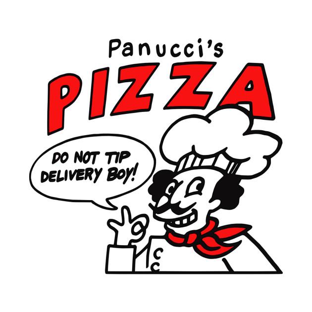 Panucci's Pizza T-Shirt