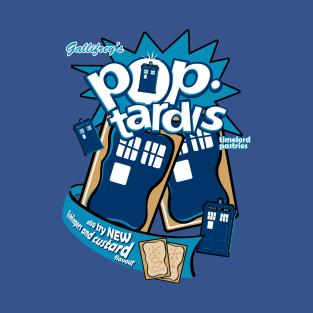 Pop Tardis t-shirts