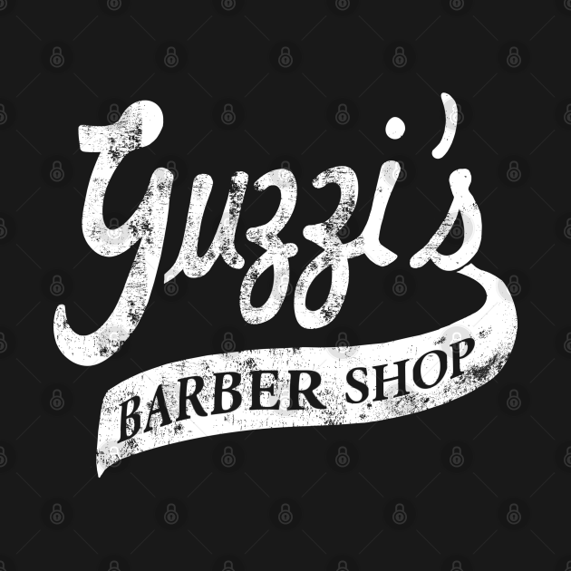 Barber Shop from The Man Who Wasn't There