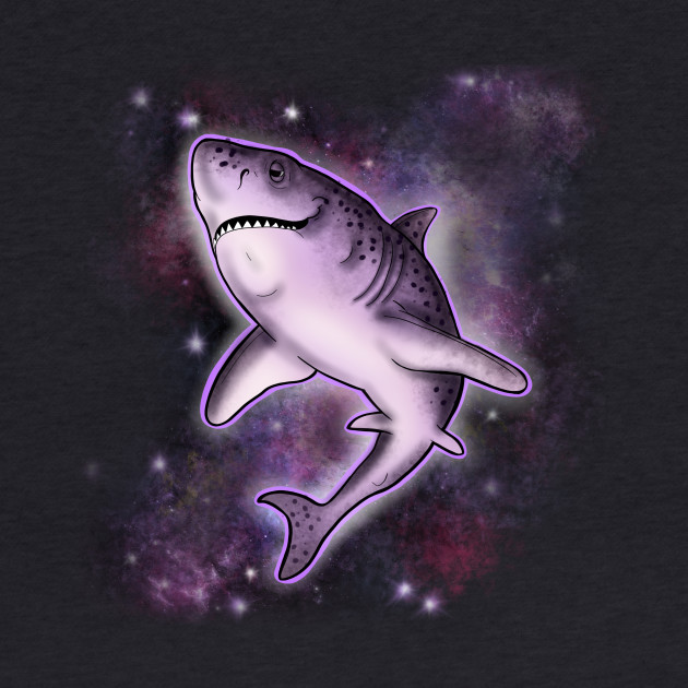 Purple Shark