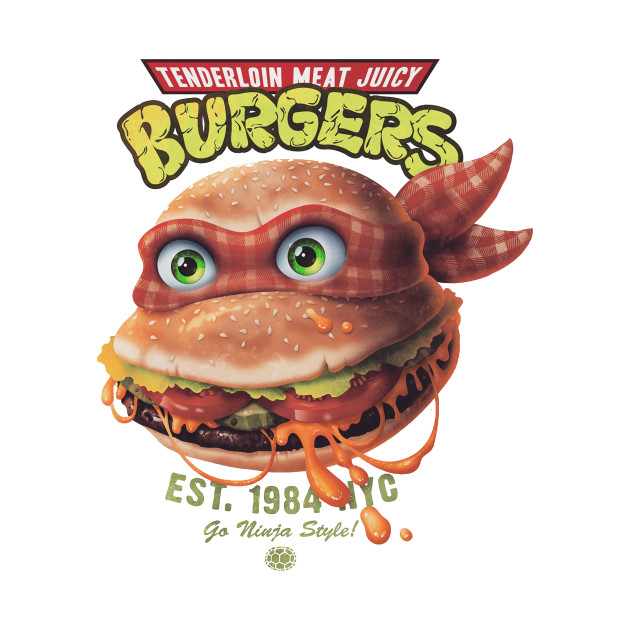Ninja Burgers