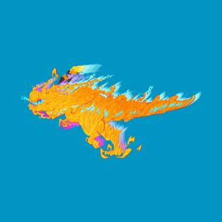 892606626 Pop Art Tyrannosaurus T-Shirts | TeePublic
