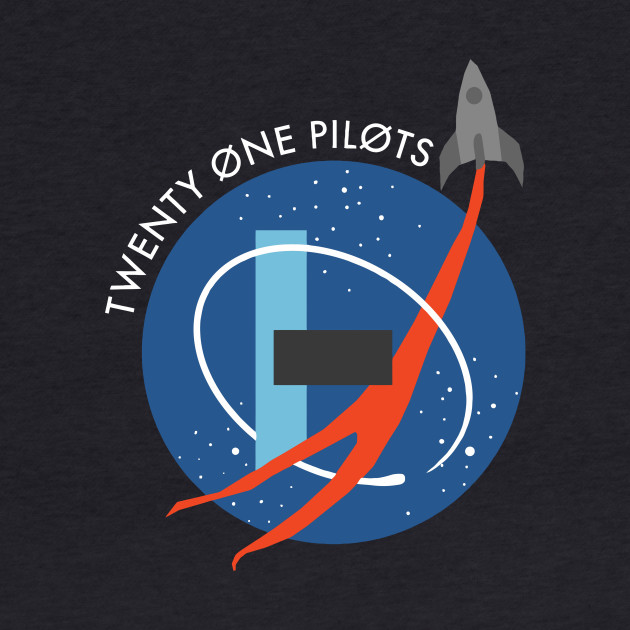 twenty one pilots Nasa