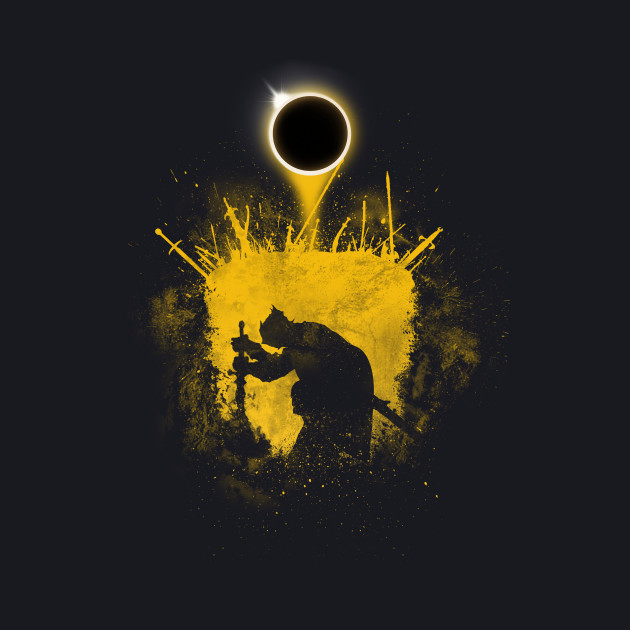 Fire Eclipse (Sun version)