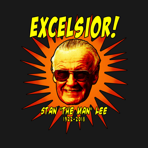 Stan THE MAN Lee
