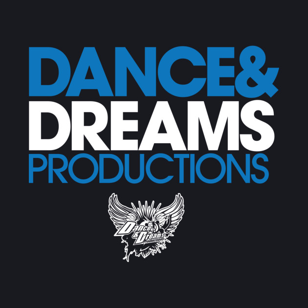 Dance & Dreams Productions Stacked Type