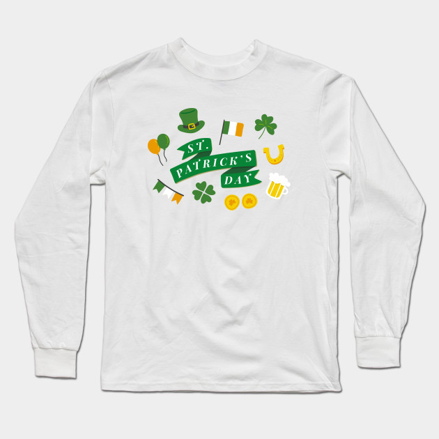 st Patricks day Long Sleeve T-Shirt