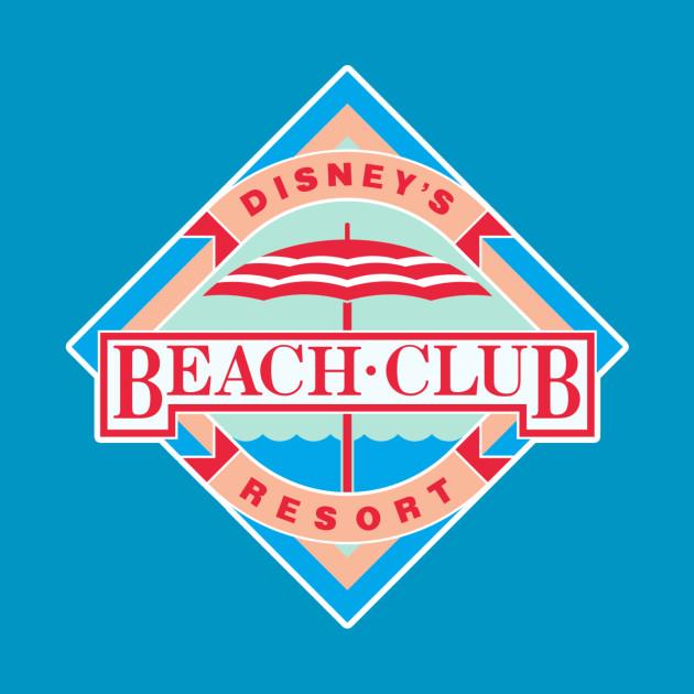 Beach Club Resort Emblem
