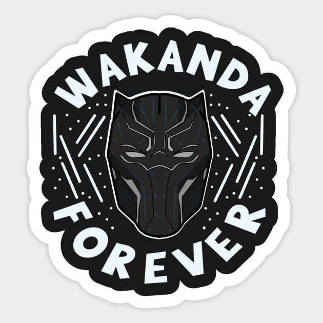Wakanda forever wakanda forever