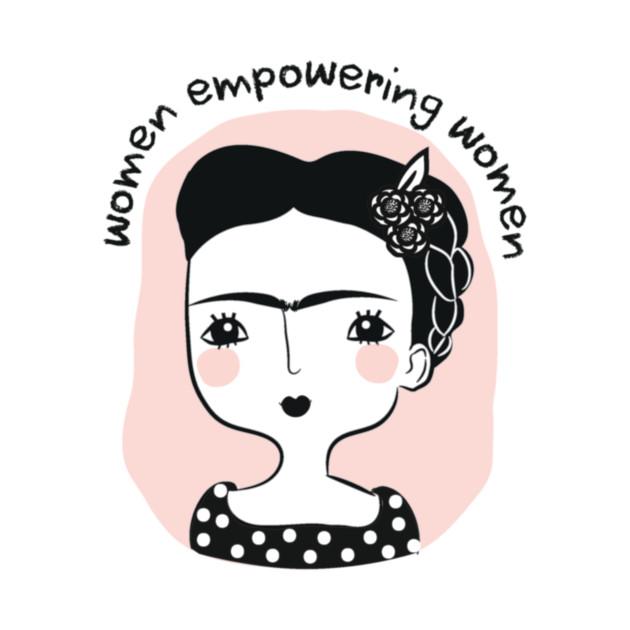 Girls Power Frida Kahlo