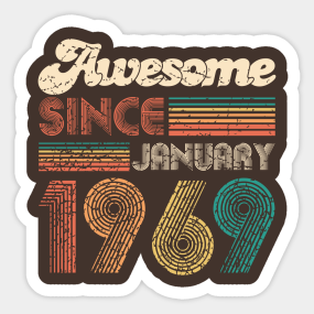 50 Birthday Gifts For Women Stickers