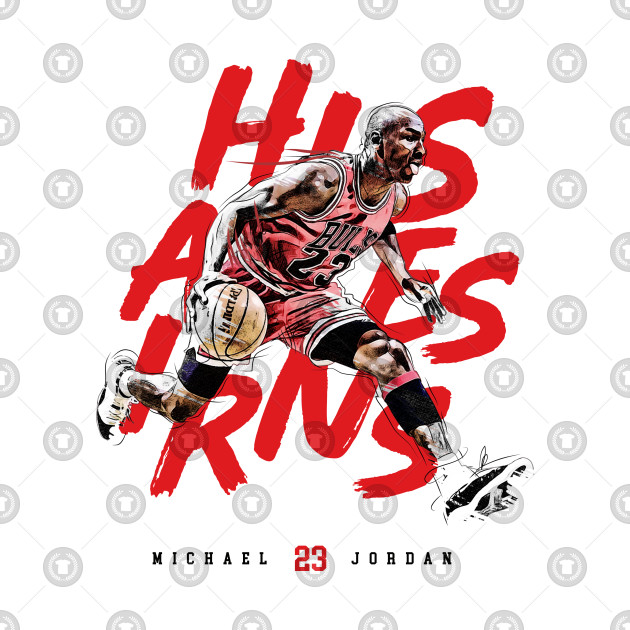 Michael Jordan His Airness