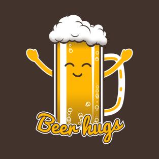 Beer Hugs t-shirts