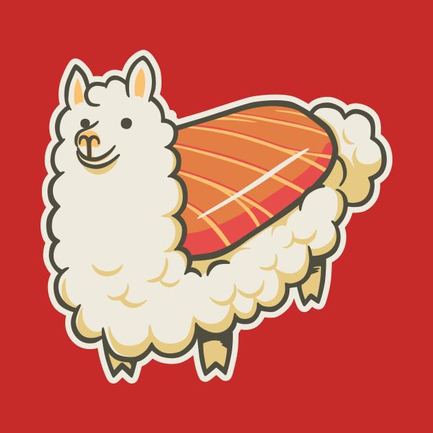 Alpaca Sushi Niguiri II