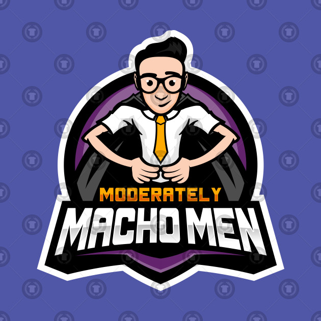 Moderately Macho Men