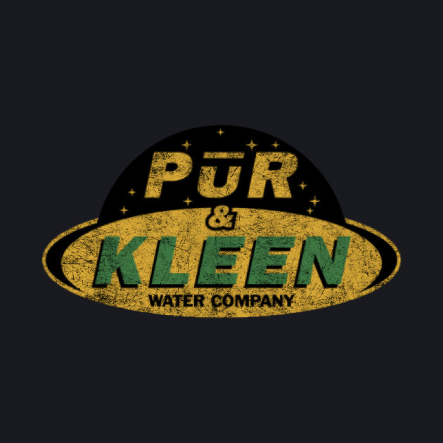 The Expanse - Pur & Kleen Water Company - Dirty