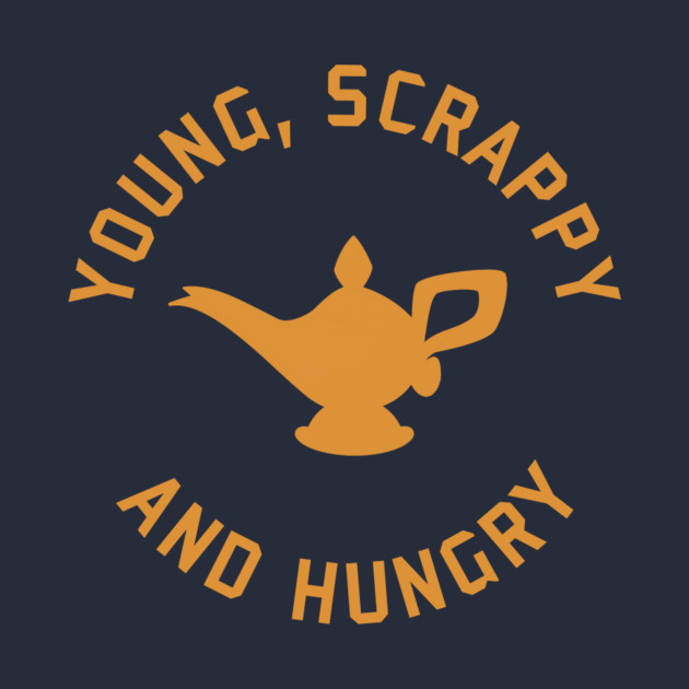 Young, Scrappy and Ahead of the Breadline