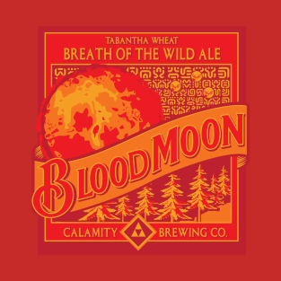 Blood Moon Beer t-shirts