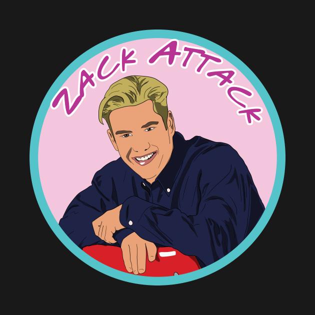 Zack Morris Zack Attack
