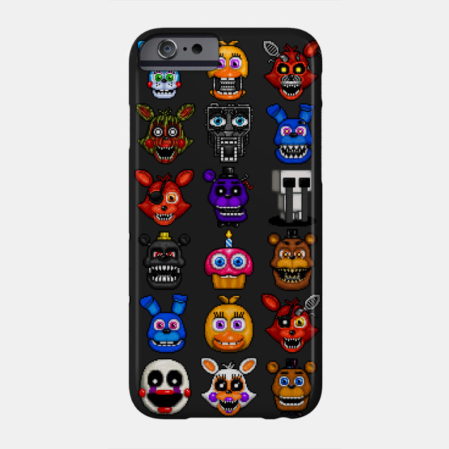 fight nights at freddy's coque iphone 6