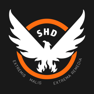 THE DIVISION t-shirts
