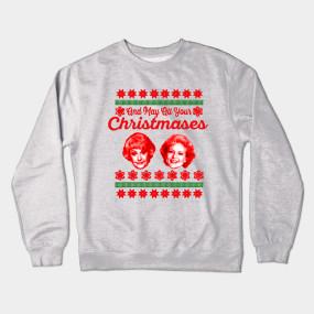 Golden Girls Christmas - Golden Girls - T-Shirt | TeePublic