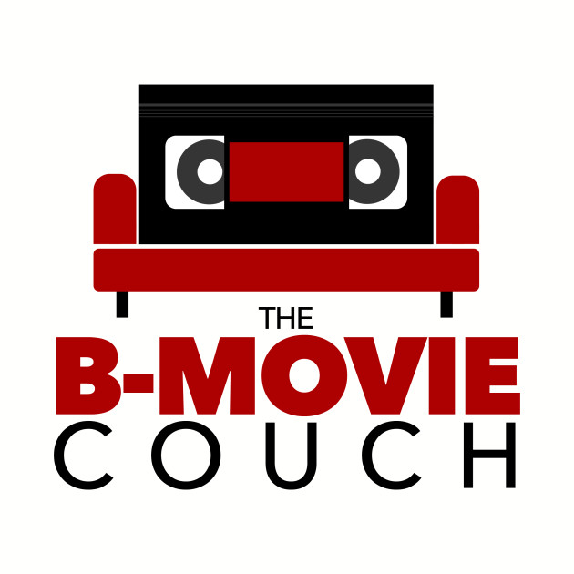 The B-Movie Couch Logo Shirt