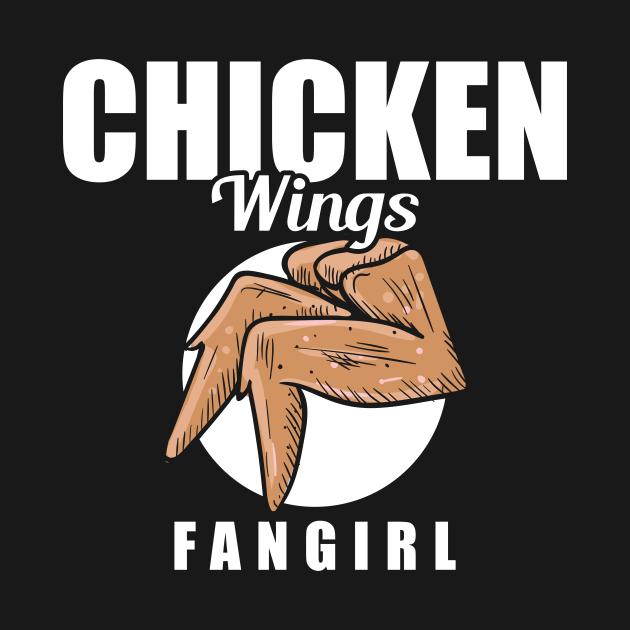Chicken Wings Fangirl