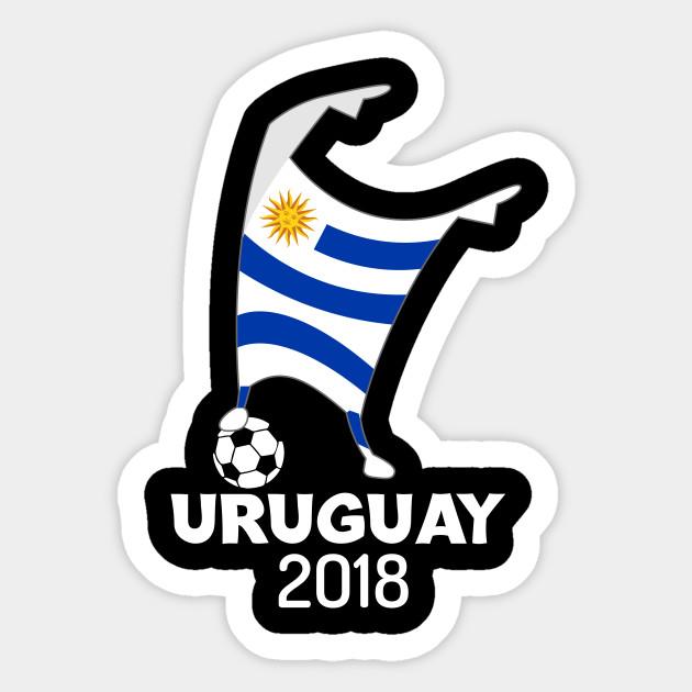 Uruguay Flag Football Cup Soccer 2018 Dabbing World - Uruguay Soccer ... 244d20653