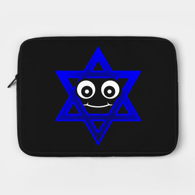 Jewish Star | Magen | Flag of David | Pride Emoji Tee Shirt