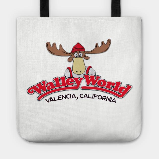 Wally World Theme Park T-Shirt