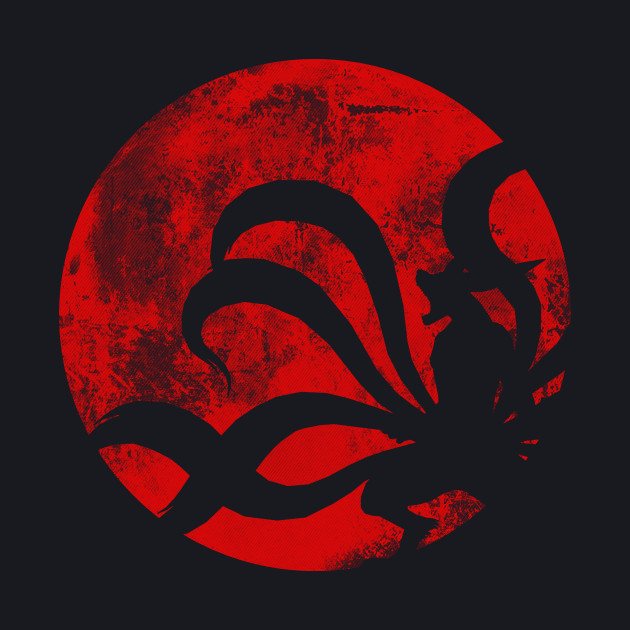 The rage of the tailed beast